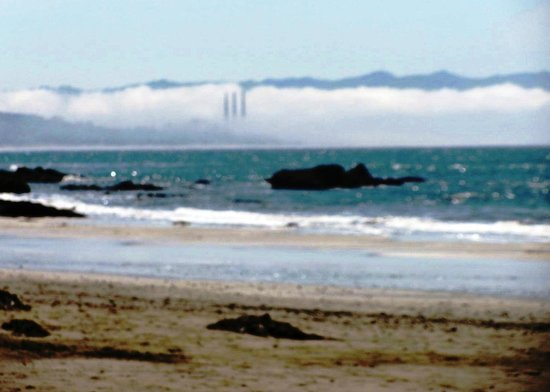 Cayucos Motel: Another gorgeous shot of YOUR beach..moments to the pier...