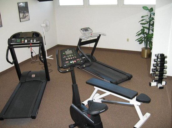 Holiday Inn Express Ashland: Exercise Room
