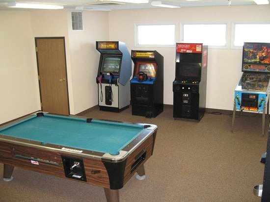 Holiday Inn Express Ashland: Game Room