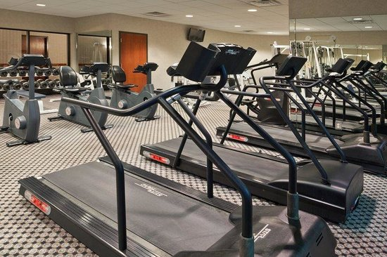 Holiday Inn Express Belleville: Gym