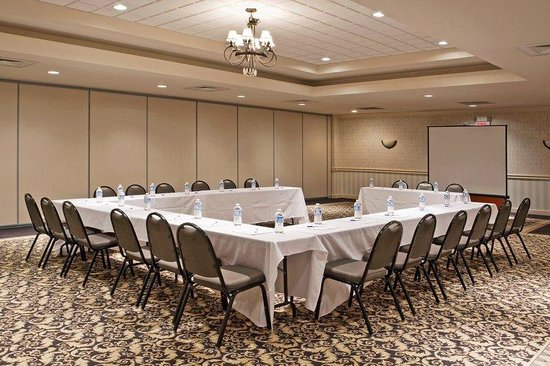 Holiday Inn Express Belleville: Meeting Room