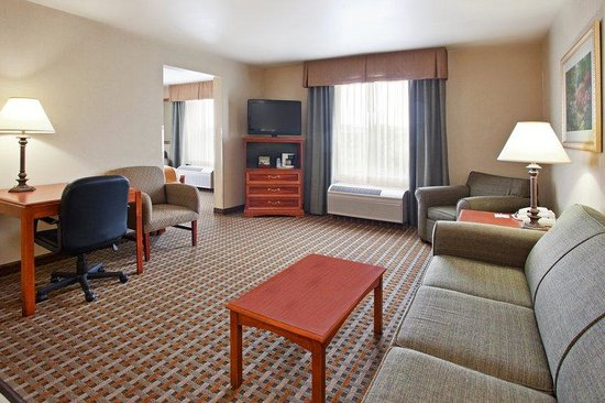 Holiday Inn Express & Suites Columbus Southeast: Junior Suite