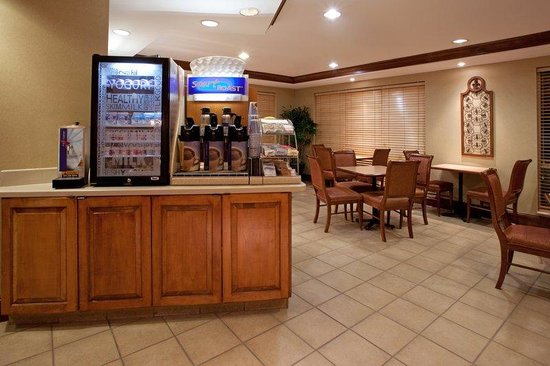 Holiday Inn Express Chapel Hill: Breakfast Area