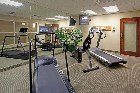 Holiday Inn Express Chapel Hill: Fitness Center