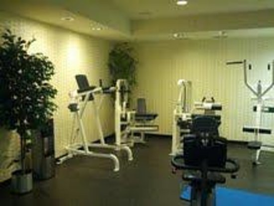 Westminster Hotel: gym area