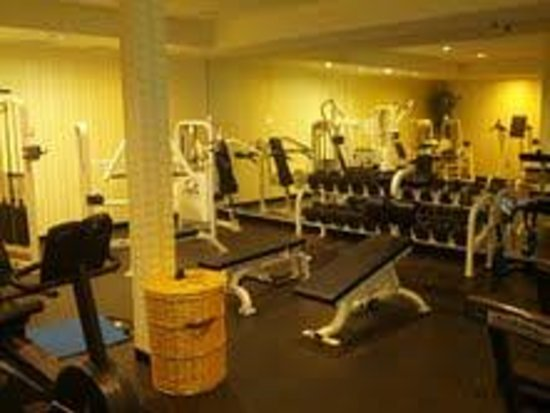 ‪‪Westminster Hotel‬: gym area‬