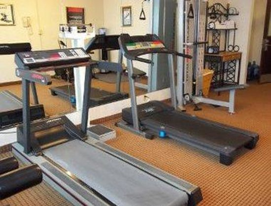 Sidney, OH: Fitness Center