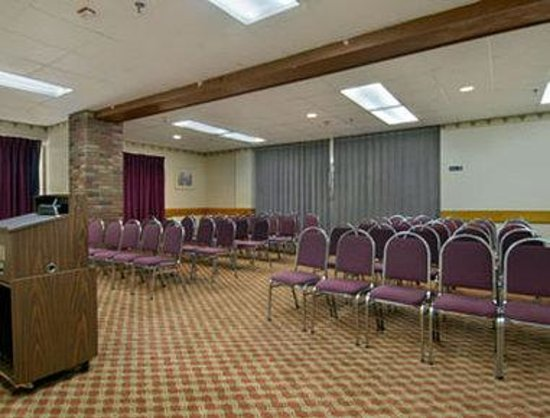 Howard Johnson Inn University Newark: Meeting Room