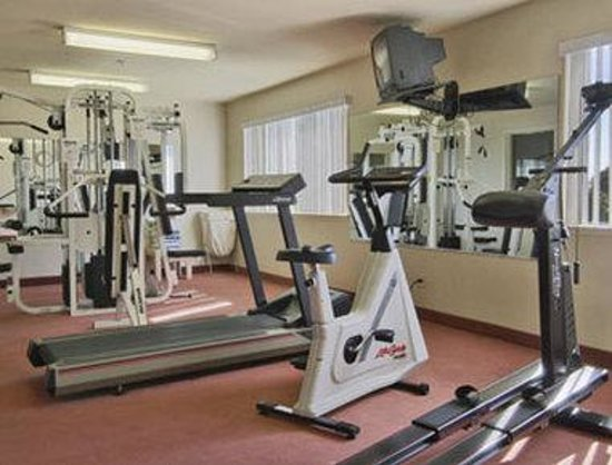 Rocklin, CA: Workout Room