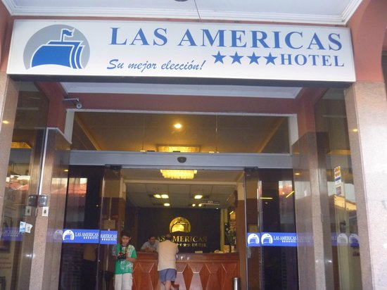 Photo of Las Americas Hotel Santa Cruz