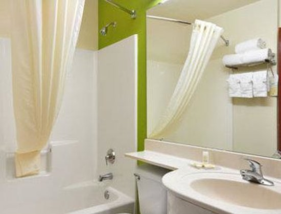 Microtel Inn & Suites by Wyndham San Antonio Airport North: Bathroom