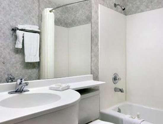 Microtel Inn by Wyndham Dry Ridge: Bathroom