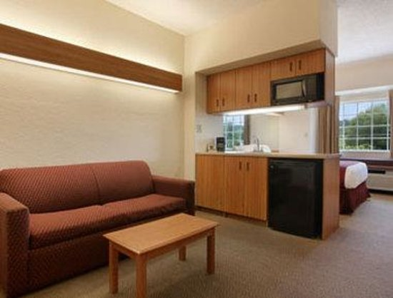 Microtel Inn & Suites by Wyndham Robbinsville: Suite