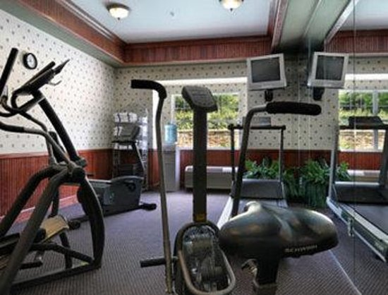 Microtel Inn & Suites by Wyndham Atlanta/Perimeter Center: Fitness Center