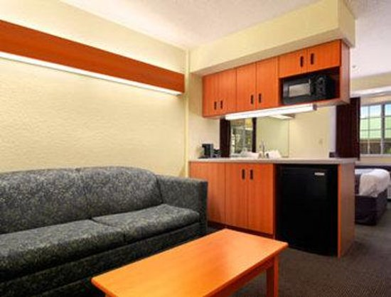 Microtel Inn & Suites by Wyndham Auburn: Suite