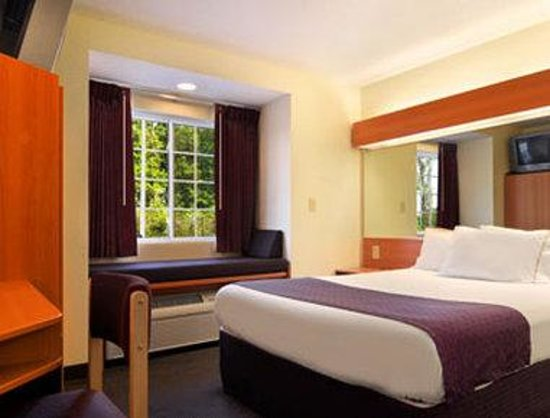 Microtel Inn & Suites by Wyndham Auburn: King Room
