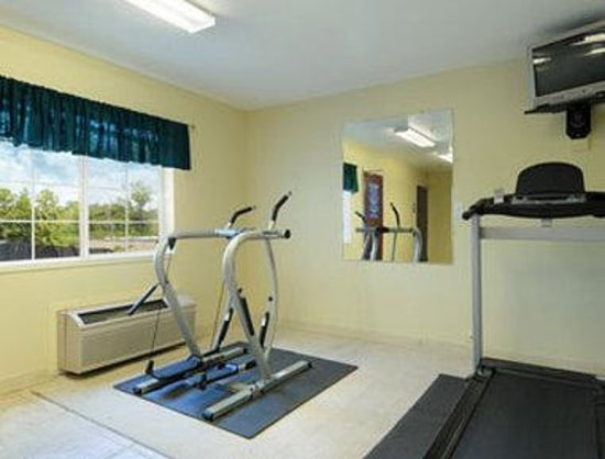 Brandon, MS: Fitness Center