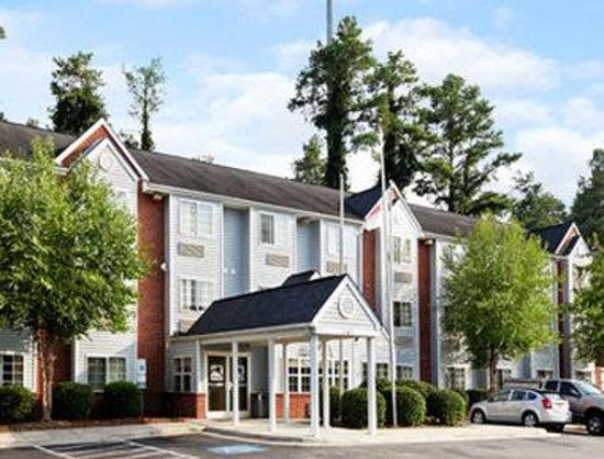 Microtel Inn & Suites by Wyndham Raleigh: Welcome To Microtel Raleigh