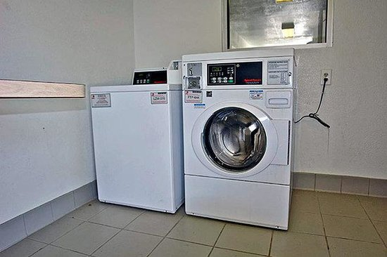 Motel 6 Waco - Bellmead: MLaundry