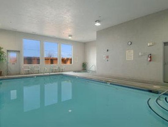 Ferndale, WA: Indoor Pool/Spa