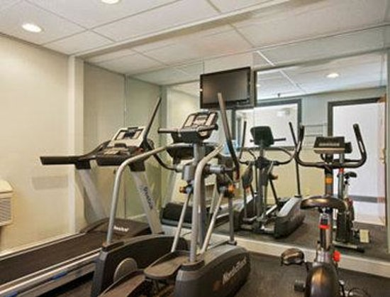 Greenfield, MA: Fitness Center