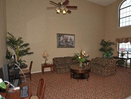 Super 8 Searcy AR: Lobby
