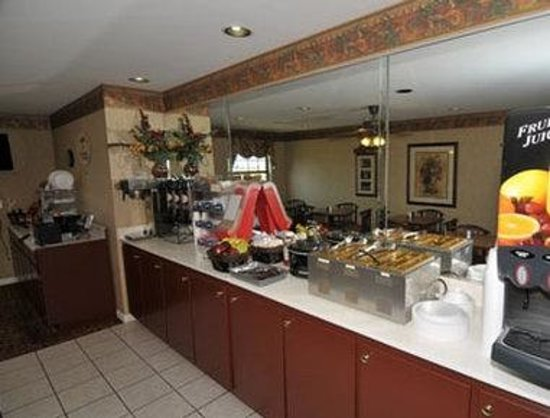 Super 8 Searcy AR: Breakfast Area