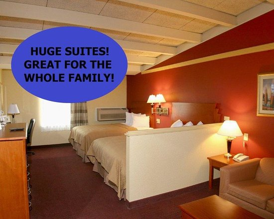 Quality Inn &amp; Suites: Suites Family
