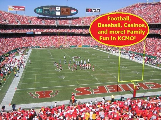 Quality Inn &amp; Suites: Arrowhead Stadium