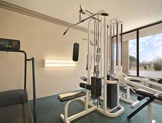 ‪‪Morristown‬, ‪Tennessee‬: Fitness Center‬