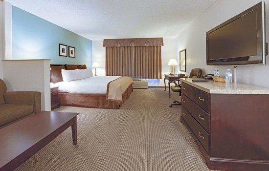 Baymont Inn and Suites Reno: Guest Room