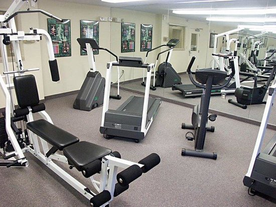 Morris Plains, NJ: Health Club