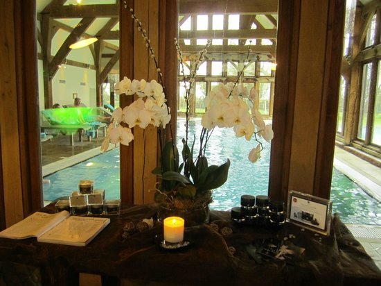 Bailiffscourt Hotel: Spa