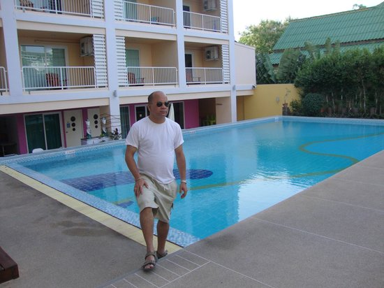 BEST WESTERN Pattaya: Near pool.