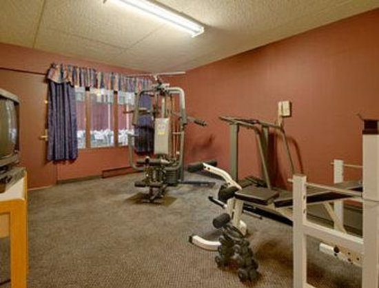 Portage la Prairie, Canada : Fitness Center