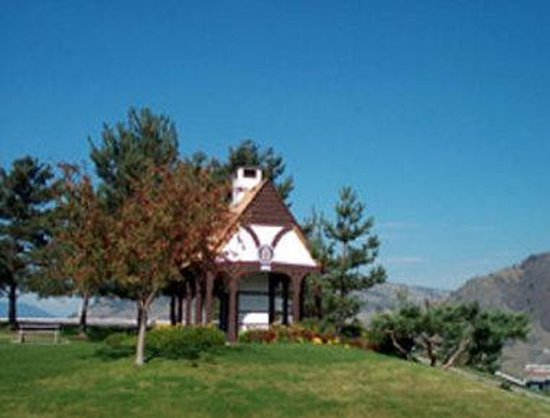 Howard Johnson Inn Kamloops: Relaxing Surroundings