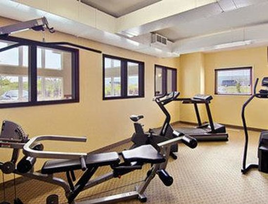 Grimsby, Canada: Fitness Center
