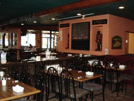 Enderby, Canad: Restaurant