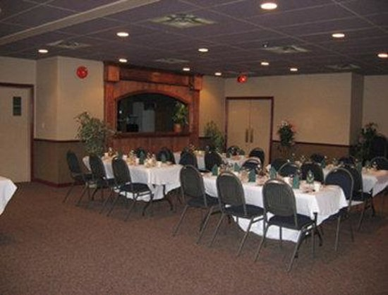 Enderby, Canad: Banquet Room