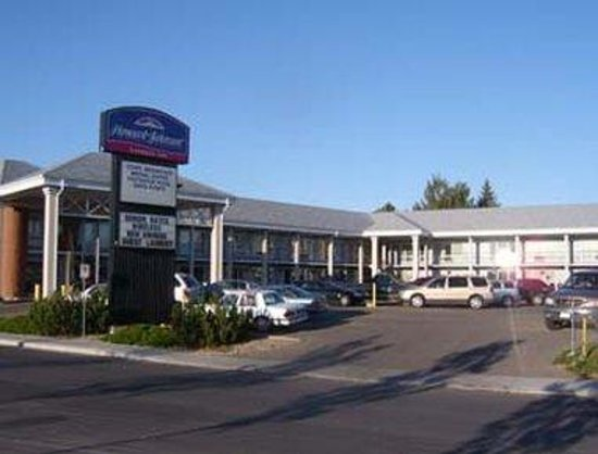 Howard Johnson Express Inn Lethbridge: Welcome to Howard Johnson Lethbridge