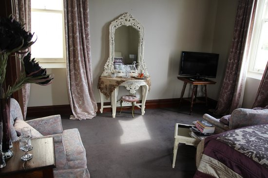 Koroit, Australia: Dressing table in one of the bedrooms