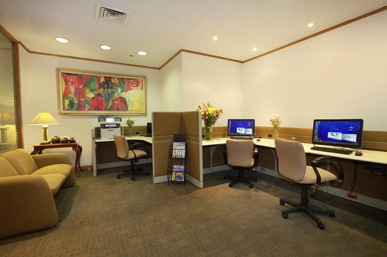 Fiesta Inn Monterrey Valle: Business Center