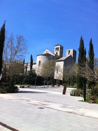 Sant Fruitos de Bages, Espagne : mon san Benet 