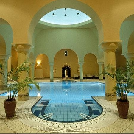 Park Inn by Radisson Ulysse Resort & Thalasso Djerba: Indoor Pool