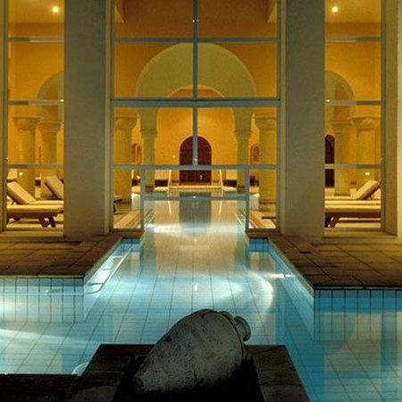Park Inn by Radisson Ulysse Resort & Thalasso Djerba: Spa