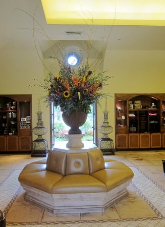 Villagio Inn and Spa : Villagio Inn Lobby