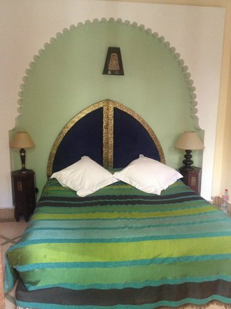 Riad RabahSadia: Chambre Jade