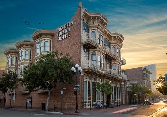 Photo of The Horton Grand Hotel and Suites San Diego