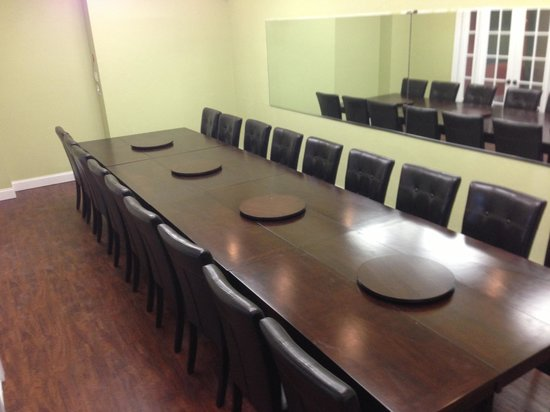 Pottsboro, TX: Private Dining Room