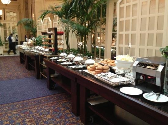 Palace Hotel: Great breakfast!!!